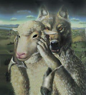 he was a wolf in sheep s clothing 2 volume 2 books the open scroll part 1 jezebel vs exposing