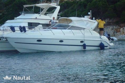 motorboot text motorboot chartern cranchi zaffiro 34 im port of lefkas