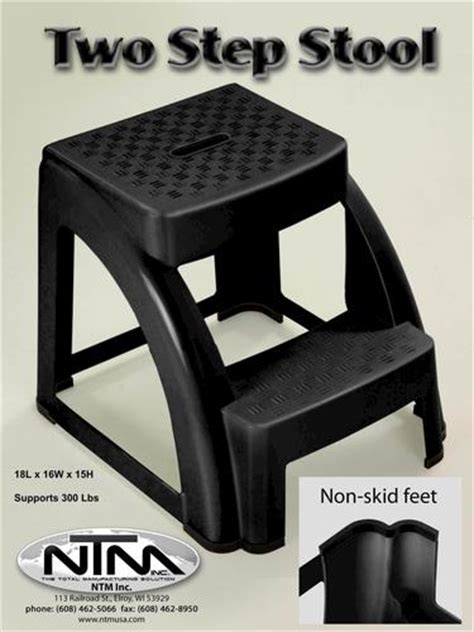 zach s two step plastic step stool at menards 174