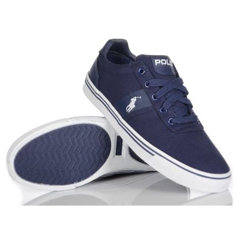 ralph shoes hanford ne newport navy canvas trainer ralph shoes from n22 menswear uk