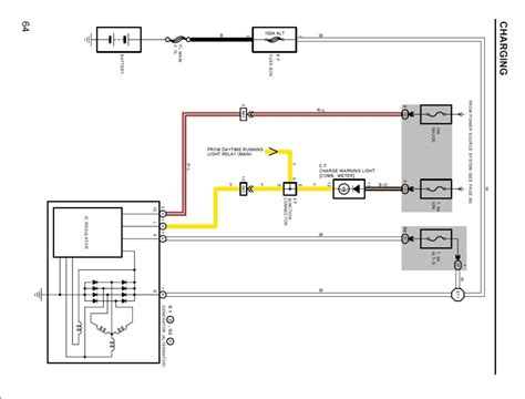alternator wiring diagram clublexus lexus forum discussion
