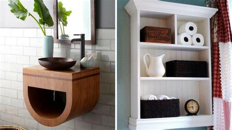 Creative Storage Ideas For Small Bathrooms bathroom storages creative storage ideas for small