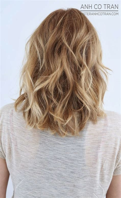 medium wavy hairstyles 20 great hairstyles for medium length hair 2016 pretty