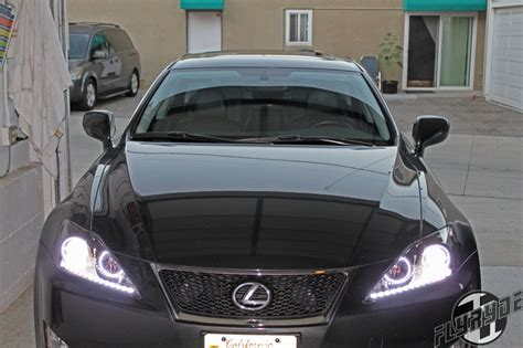 2007 Lexus Is250 Headlight New Lexus Is250 Led Headlights Drl With