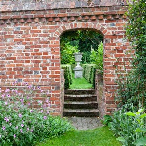 Brick Walls For Gardens Garden Wall An 18th Century Brick Wall Brings Structure