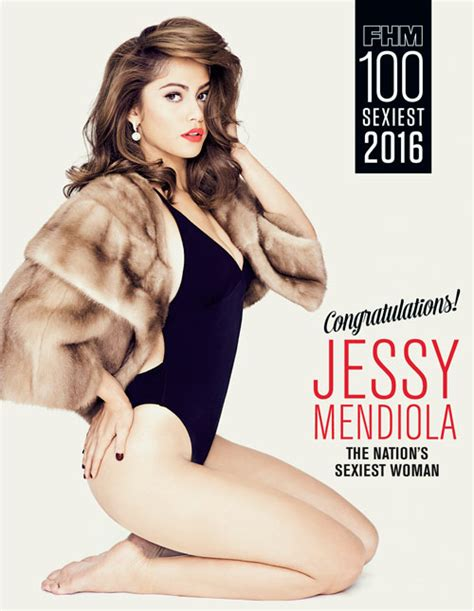 sexiest series jessy mendiola is the sexiest in the philippines
