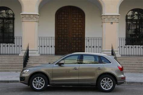 Audi Q5 Gewicht by Audi Q5 2 0 Tdi 2008 Autokatalog Ma 223 E Und Gewichte