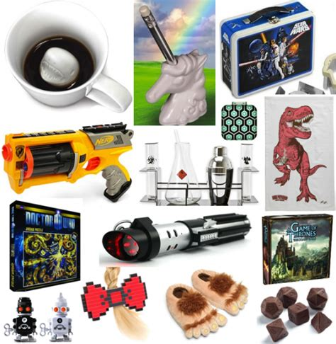 gifts for every geeky girl and boy offbeat home life