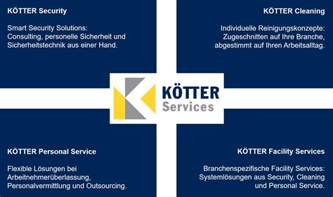 kötter karriere k 214 tter services als arbeitgeber gehalt karriere