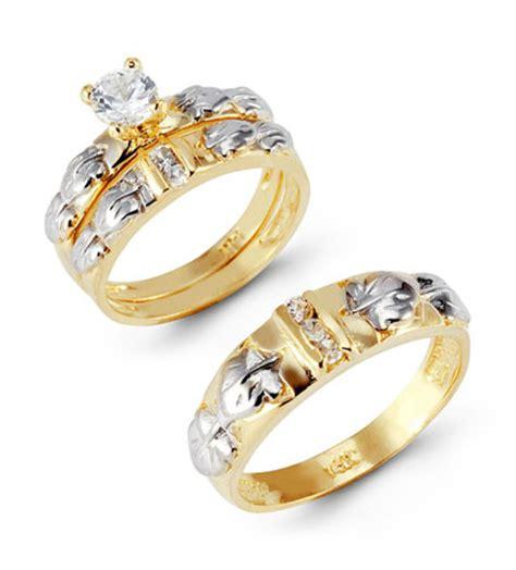 Cincin Bvlgari Gold White modele de verighete din aur galben mireasa perfecta ro