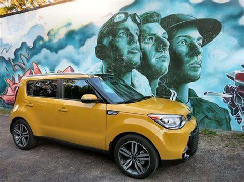 kia soul compact wagon quick spin  review