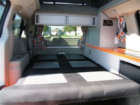 Micro House Plans 5 mars rv dodge caravan motorhome conversion