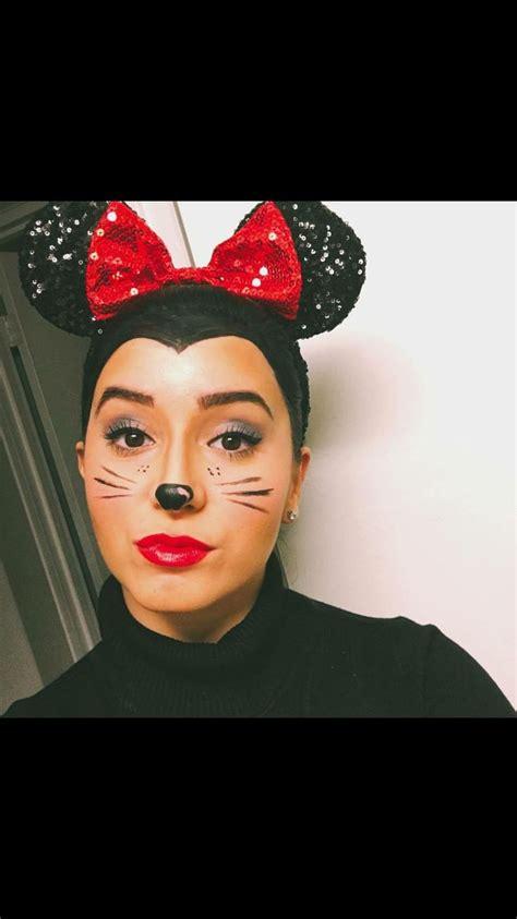Mini Maus Schminkvorlage by M 225 S De 25 Ideas Fant 225 Sticas Sobre Maquillaje Minnie Mouse