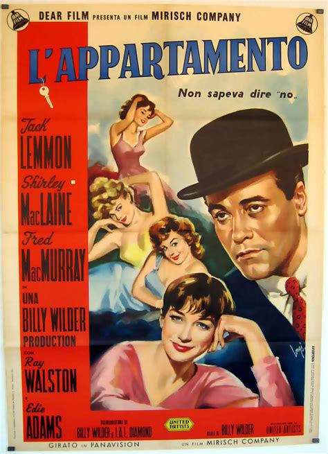 appartment movie quot apartment the quot movie poster quot the apartment quot movie poster