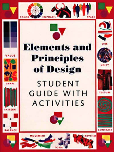 design elements and principles vcaa 152 best design elements and principles images on