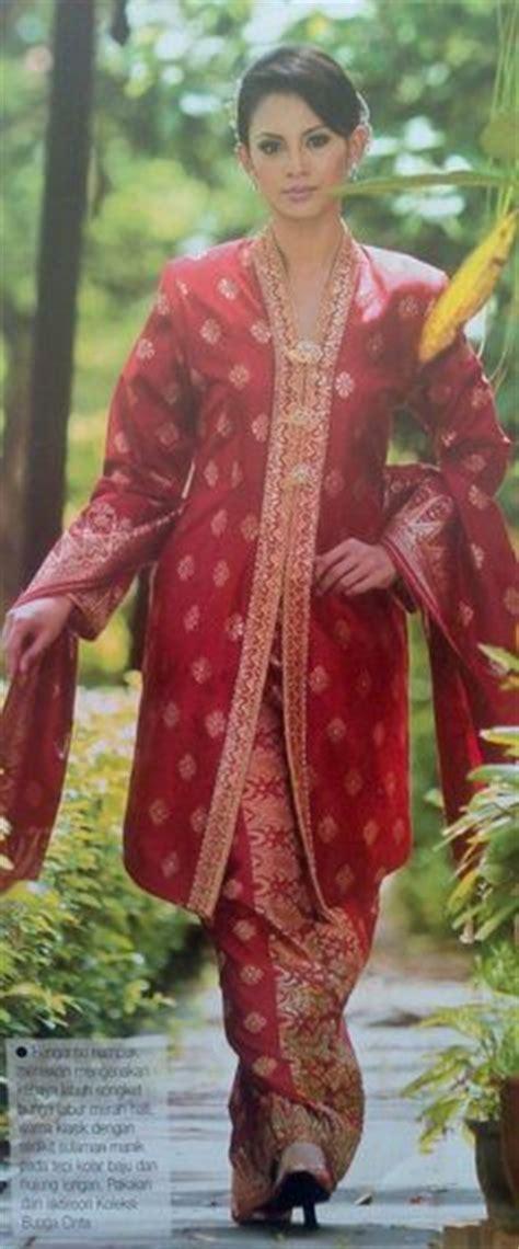 Setelan Kebaya Pengantin 1 kebaya nyonya traditional costume kebaya summer dresses and baju kurung