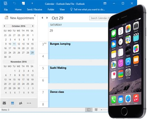 Sync Outlook Calendar With Sync Iphone With Outlook No Itunes No Icloud Akrutosync
