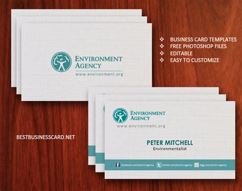 Visitenkarten Format by 20 Free Business Card Templates Inspirationfeed