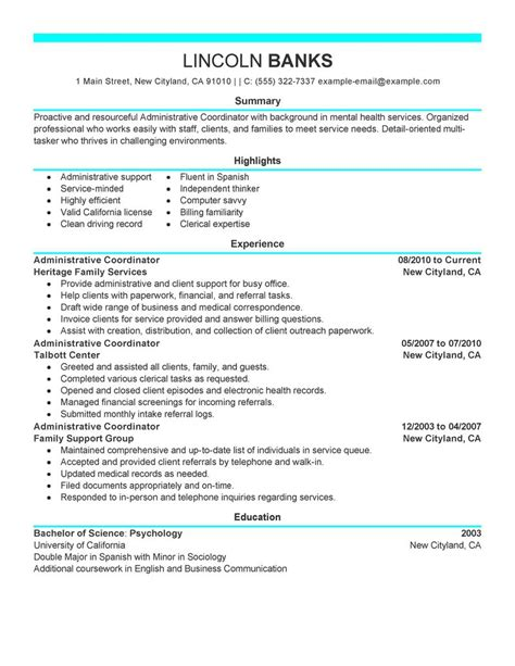 modern resume format contemporary resume template sle resume cover letter