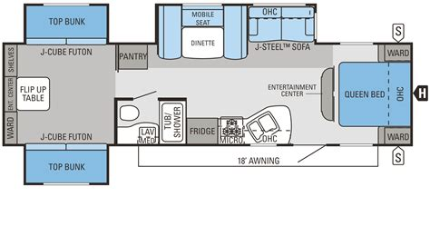 jay flight travel trailers floor plans 2014 jay flight floorplans prices jayco inc