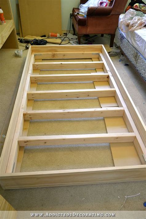 decorating built ins built in bookcases daybed part 2 daybed trundle bed