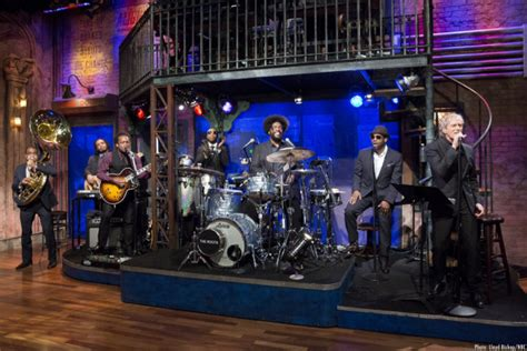 jimmy fallon house band the roots who are jimmy fallon s band on the tonight show time com