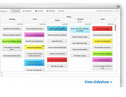 Home Design Software Free Trial by Product Tour Kanban Tool Online Kanban Boards Visual