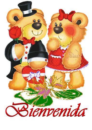 imagenes animadas bienvenida la navidad saludos me presento rincon de mari mariposa y amigos