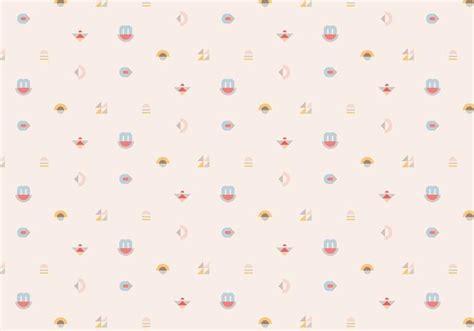 vector pattern pastel free pastel geometric pattern background download free vector