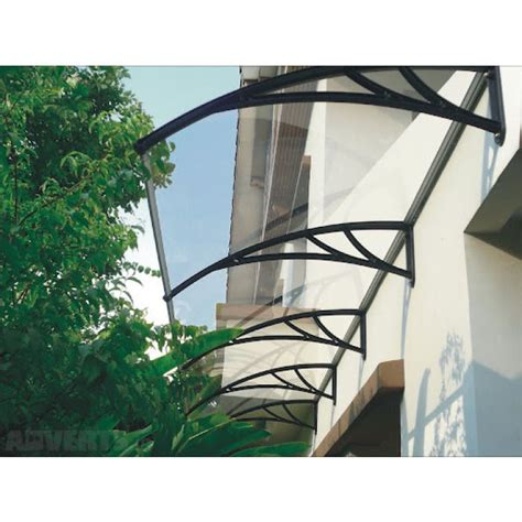 large polycarbonate outdoor awning  colours  buy