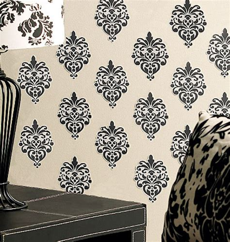 baroque wall stickers wallies beautiful baroque vinyl peel and stick