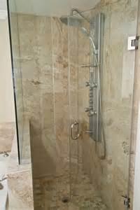 elegant glass shower doors in toronto