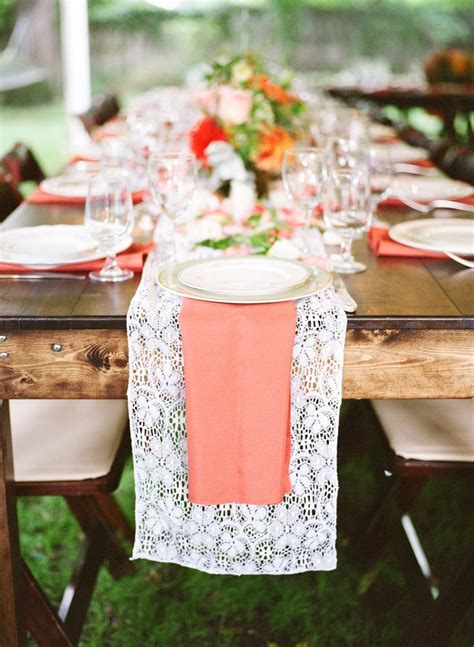 cheap coral table runners table runners glamorous coral wedding table runners high
