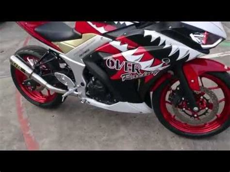 Knalpot Racing Yamaha Scorpio Z Fullsystem Akrapovic yamaha r25 projector headlight modification funnycat tv
