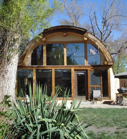 Sips House by Passive Solar Quonset Hut Retrofit Green Passive Solar