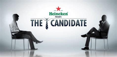 preguntas y respuestas extremas heineken pone a prueba a los candidatos en una entrevista