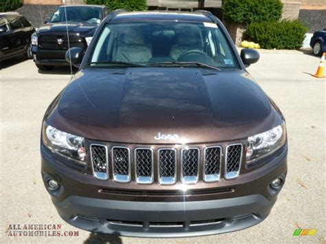 Jeep Allstar Light Brown 2014 jeep compass sport in rugged brown metallic photo 10 606617 all american automobiles