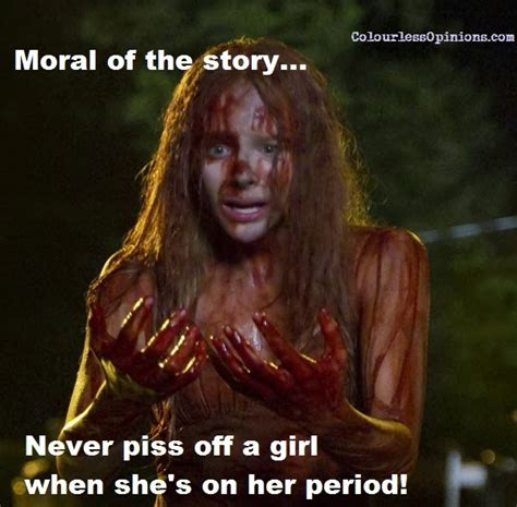 Carrie Meme - movie review carrie 2013 colourlessopinions com