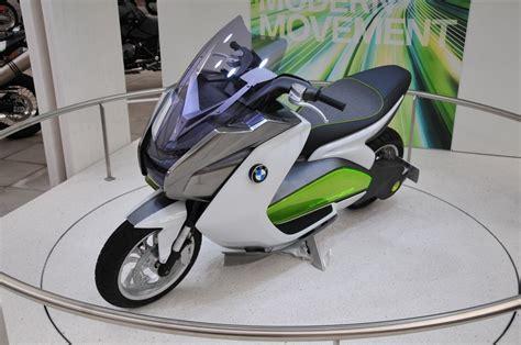Bmw Motorrad Dealer Frankfurt by Bmw Motorrad Concept E Is Zero Emission Two Wheeled Travel