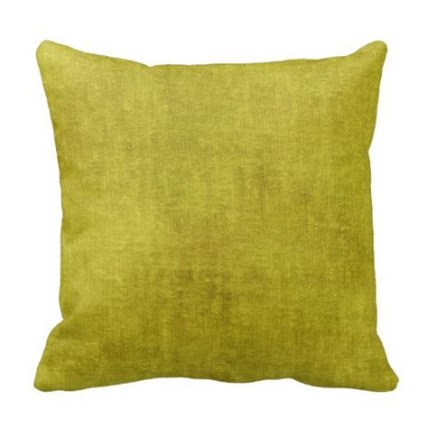 Throw Pillow Fabric by Yellow Chenille Fabric Texture Throw Pillow Zazzle