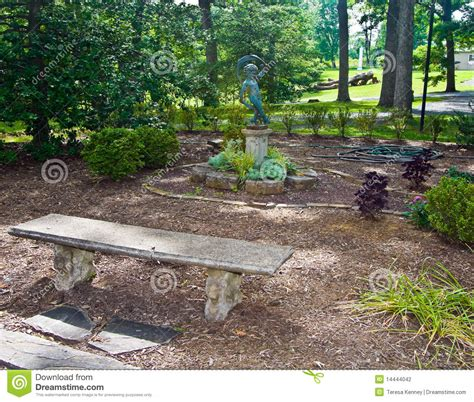 Garden Sanctuary by Sanctuary Garden Stock Photography Image 14444042