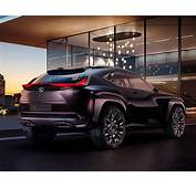 Lexus UX Concept Sign Of A Crossover To Come  The Truth