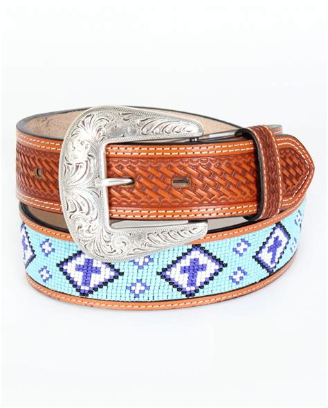 beaded cowboy belts western beaded belts images