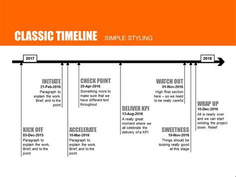 timeline business card template powerpoint timeline presentation 15 top slides