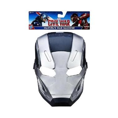 Topeng Batman Mask Vs Superman jual hasbro captain america civil war machine mask mainan