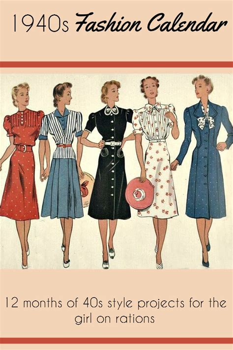 7 Tips For Identifying Vintage Clothing by Diy 1940s Fashion 1940s Fashion Vintage