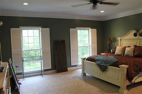 sherwin williams retreat a gray green house paint cave paint