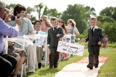 Wedding Banner For Ring Bearer by Ring Bearer Sign Here Comes The Sign Here By
