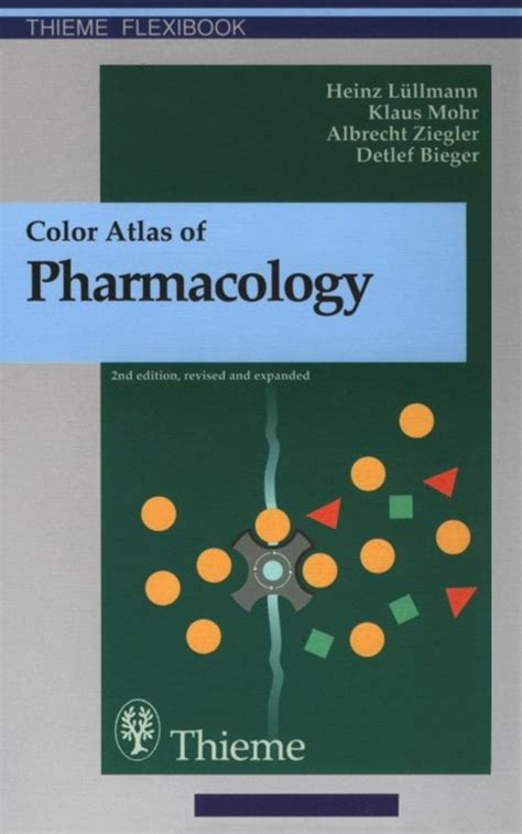color atlas of pharmacology books colour atlas of pharmacology