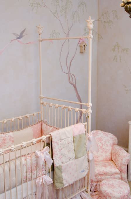 shabby chic nursery bedding shabby chic love baby girl nursery